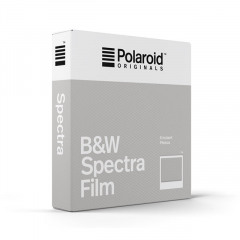 Polaroid B&W instant film for Image/Spectra