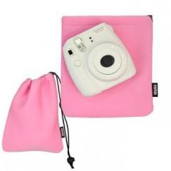 Fujifilm INSTAX Soft Cushion Pouch PINK