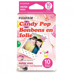 Fujifilm Instax Mini Film 10 sheets Candy Pop