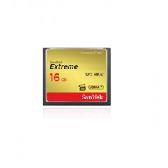 Sandisk CF EXTREME 16GB (120MB/s)