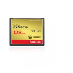 Sandisk CF EXTREME 128GB (120MB/s)