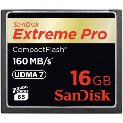 Sandisk CF EXTREME PRO 16GB (160MB/s)