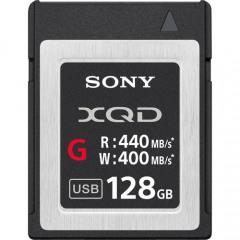 Sony XQD G series R440 W400 Memory Card 128GB
