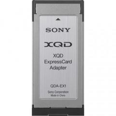Sony QDA-EX1 XQD-ExpressCard Adapter