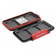 Caruba Multi Card Case MCC-3 (voor 6x CF)