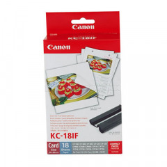 Canon - CP INK/LABEL KC-18IF