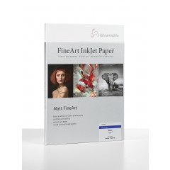 Hahnemühle Smooth Photo Rag 500gsm white - A2 (420x594mm) -20 sheets