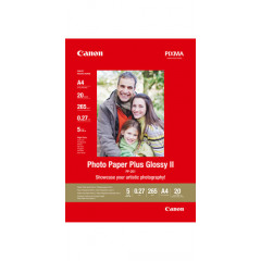 Canon PP-201 260g/m A4 20 Vel Photo Gloss