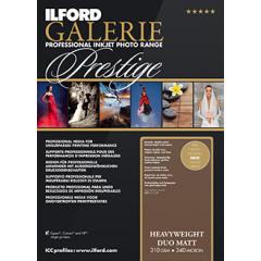 Ilford Heavyweight Duo Matt A3 25v 310g Galerie Prestige