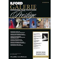 ILFORD Mono Silk Warmtone A4 25v 270g Galerie Prestige