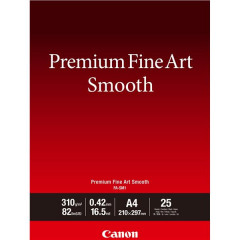 Canon FA-SM1 A4 25 vel Premium Fine Art Smooth 310g