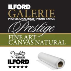 ILFORD CANVAS NATURAL 61cm x 12m 340g Galerie Prestige