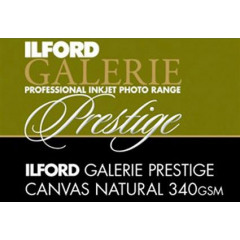 ILFORD CANVAS NATURAL 111cm x 12m 340g Galerie Prestige