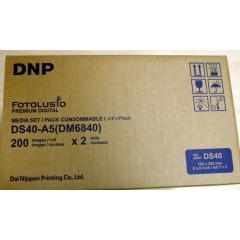 Fotolusio DM6840 2 Rol à 200 St. 15x20 voor DS40