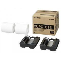 Sony DNP Papier 2UPC-C15 2 Rol à 172 St. 13x18 voor UP-CR10L