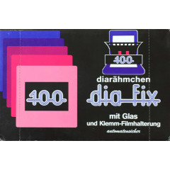 Diafix Diaramen 24x36 100st met glas