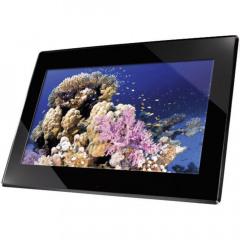 Hama digitale kader slimline 15.6 premium, zwart