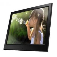Hama Digitale kader 10 Slimline Basic, zwart 95291