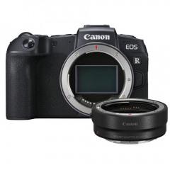 Canon EOS RP Body + EF - RF Mount Adapter