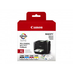 Canon Ink PGI-2500XL BK/C/M/Y Multi