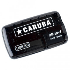 Caruba USB 2.0 Kaartlezer All-in-1 UR-1
