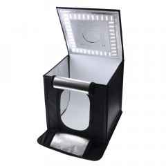 Caruba Portable Photocube LED 60x60x60cm Dimbaar PFC-6060D