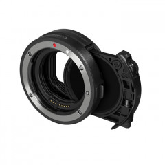 Canon Mount adapter EF/EF-S->EOS R met drop-in Variabele ND-filter A