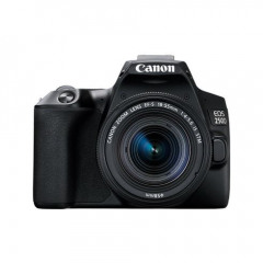 Canon EOS 250D Zwart + EF-S 18-55 IS STM