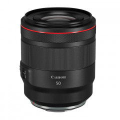 Canon RF 50mm f/1.2L USM objectief