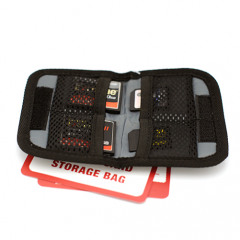 Caruba Memory Card Bag (meer dan 4xCF / 8xSD)
