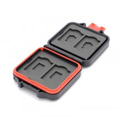 Caruba Multi Card Case MCC-6 (4XSD + 4XMICROSD)