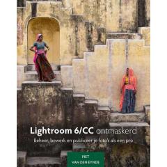 Boek Lightroom 6/CC ontmaskerd - Piet Van den Eynde