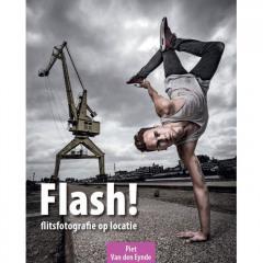 Boek Flash! Flitsfotografie op locatie - Piet Van den Eynde