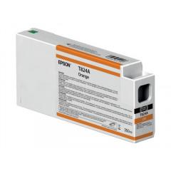 EPSON T824A Singlepack Orange Ultrachrome HDX 350ml