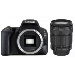 Canon EOS 200D + EF-S18-135mm f/3.5-5.6 IS STM Zoom Kit