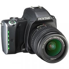Pentax K-S1 Zwart + 18-55 + tas + kaart