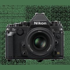 Nikon Df + AF-S 50mm f/1.8 G Zwart