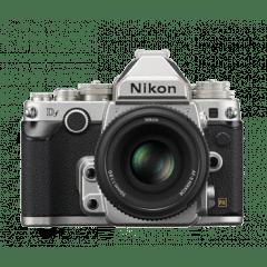 Nikon Df + AF-S 50mm f/1.8 G Silver