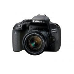 Canon EOS 800D + 18-55IS STM + TAS +32GB