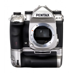 Pentax K-1 Ltd Silver Body (incl D-BG6 S)