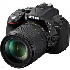 Nikon D5300 + 18-105VR