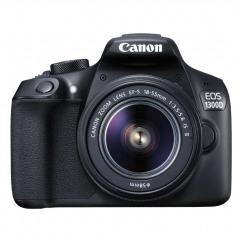 Canon EOS 1300D + 18-55 IS +Tas+16GB