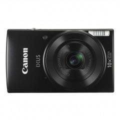 Canon IXUS 190 Black + Tas + 16GB Kaart