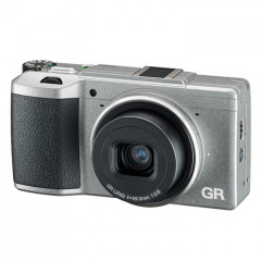 Ricoh GR II Limited edition Silver