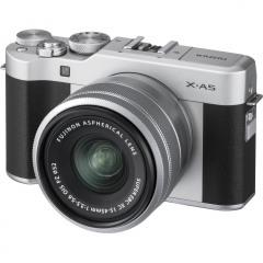 Fujifilm X-A5 + XC15-45mm F3.5-5.6 OIS PZ Silver