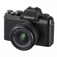 Fujifilm X-T100 Black + 15-45mm