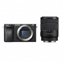Sony A6300 + E 18-135mm F3.5-5.6 OSS