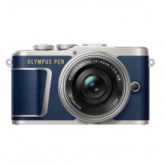 Olympus E-PL9 + 14-42mm EZ Blue/SLV