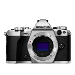 Olympus E-M5 Mark II Silver body