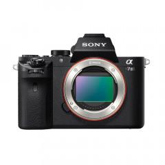 Sony A7II body (+tas+kaart)